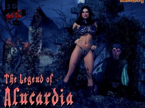 Legend of Alucardia