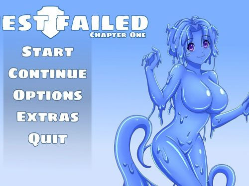 Quest Failed: Chapter 1