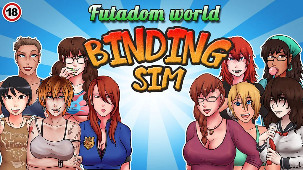 Futadom World - Binding Sim
