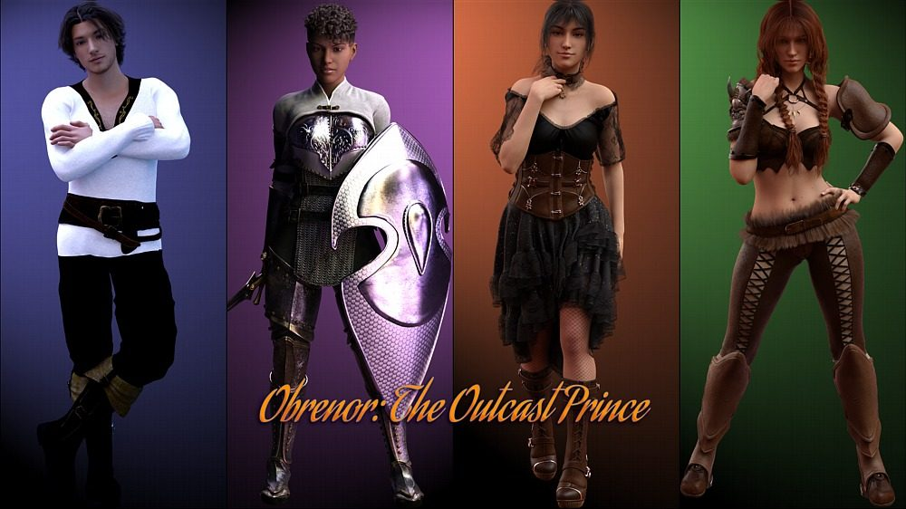 Obrenor: The Outcast Prince