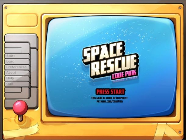Space Rescue: Code Pink