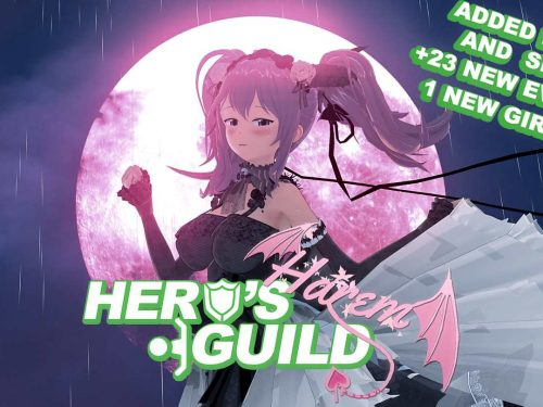 Hero's Harem Guild